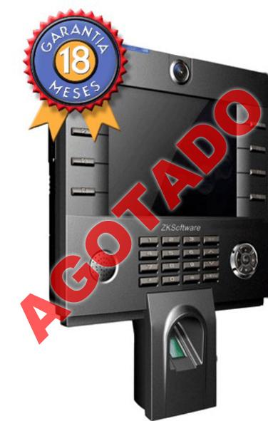 ZKSoftware relojes checadores MX $1,492+IVA digitales